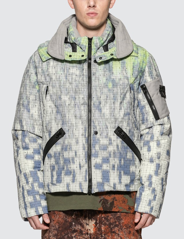 Stone Island Shadow Project DPM Chine Bomber Jacket