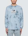 Huf Felix Crystal Wash L/S T-Shirt Picture