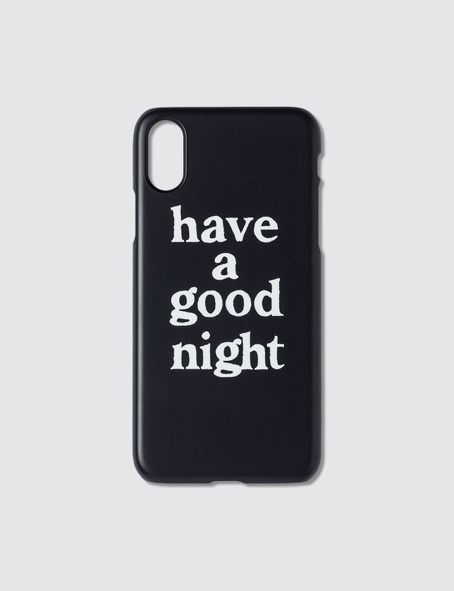 Have A Good Time Have A Good Night Iphone Case X/XS