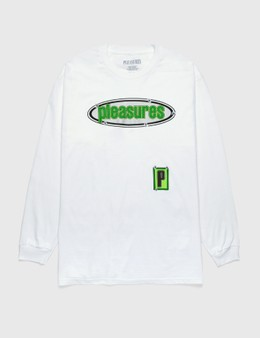 Pleasures Eazy Long Sleeve T-Shirt