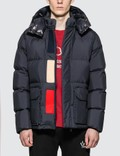 Moncler Nylon Down Jacket with Detachable Hood Picture