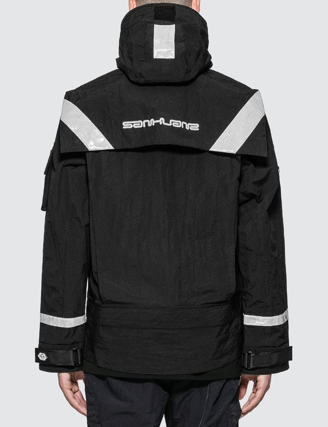 Sankuanz Logo Patch Jacket