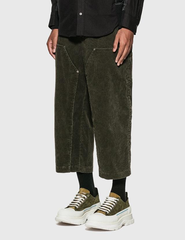 Sacai Corduroy Pants