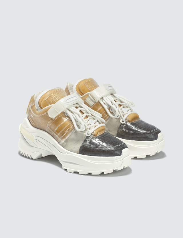 Maison Margiela PVC Retro Fit Sneakers