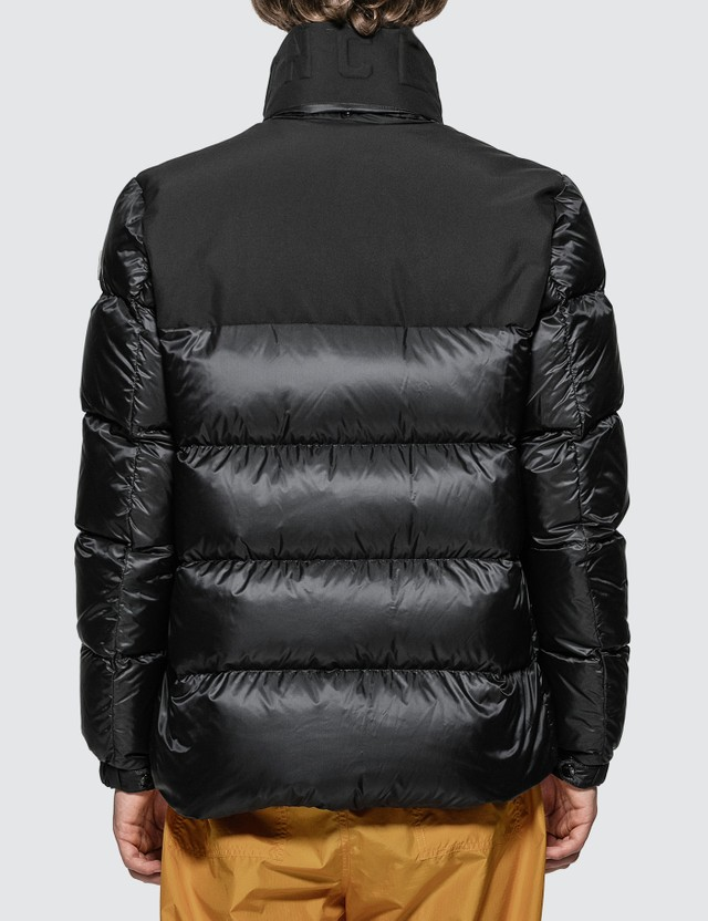 Moncler Packable Hooded Down Jacket