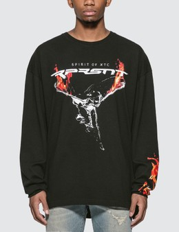 Represent Rprsnt Long Sleeve T-shirt