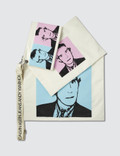 Calvin Klein Jeans Warhol Self Portraits Triple Pouch with Strap Picture