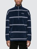 Polar Skate Co. Striped Fleece Pullover 2.0 Picutre