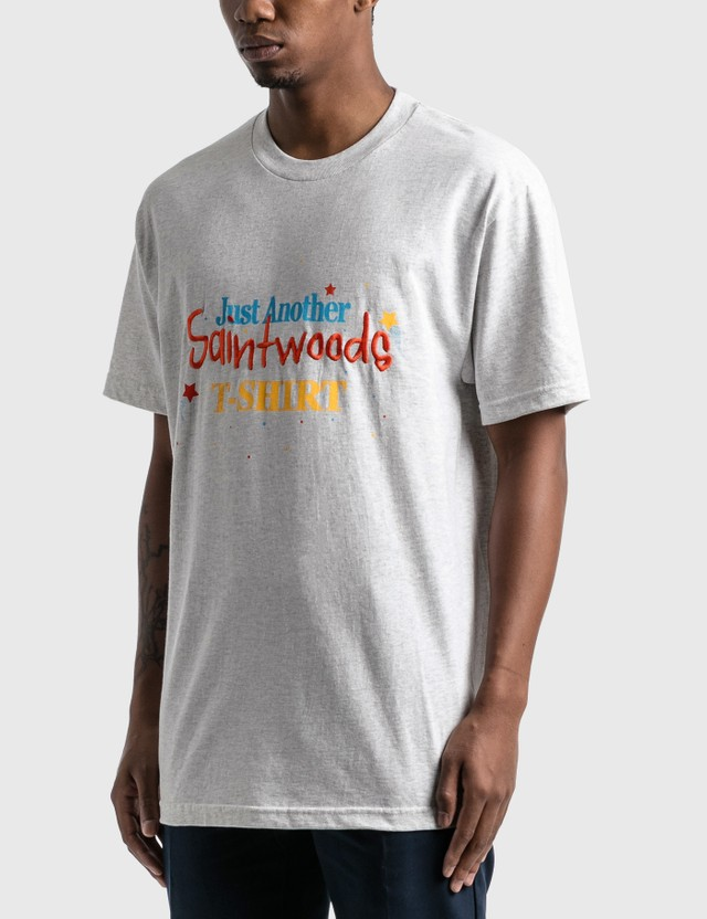 Saintwoods Just Another SW T-Shirt Ash Men