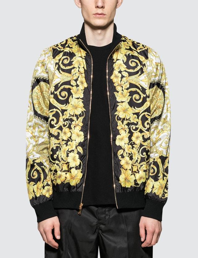 Versace Reversible Blouson Jacket