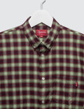 Supreme Shadow Plaid Flannel