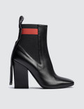 MSGM Striped Band Chelsea Boot Picture
