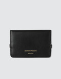 Common Projects Accordian Wallet In Soft Leather Picture