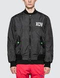 GCDS Bomber Logo Jacket Picture