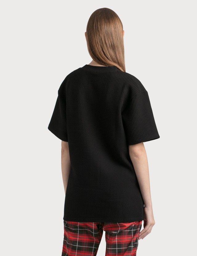 Pleasures Visions Waffle Knit T-shirt