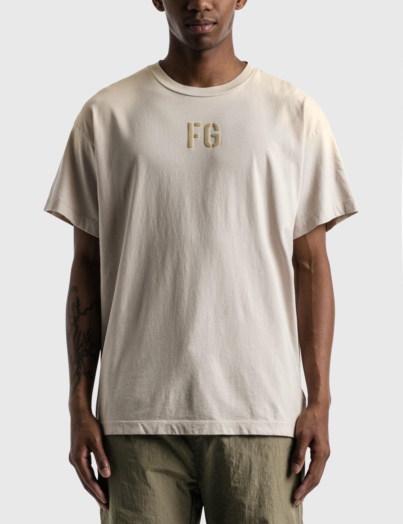 Fear Of God T-shirts FG T-SHIRT