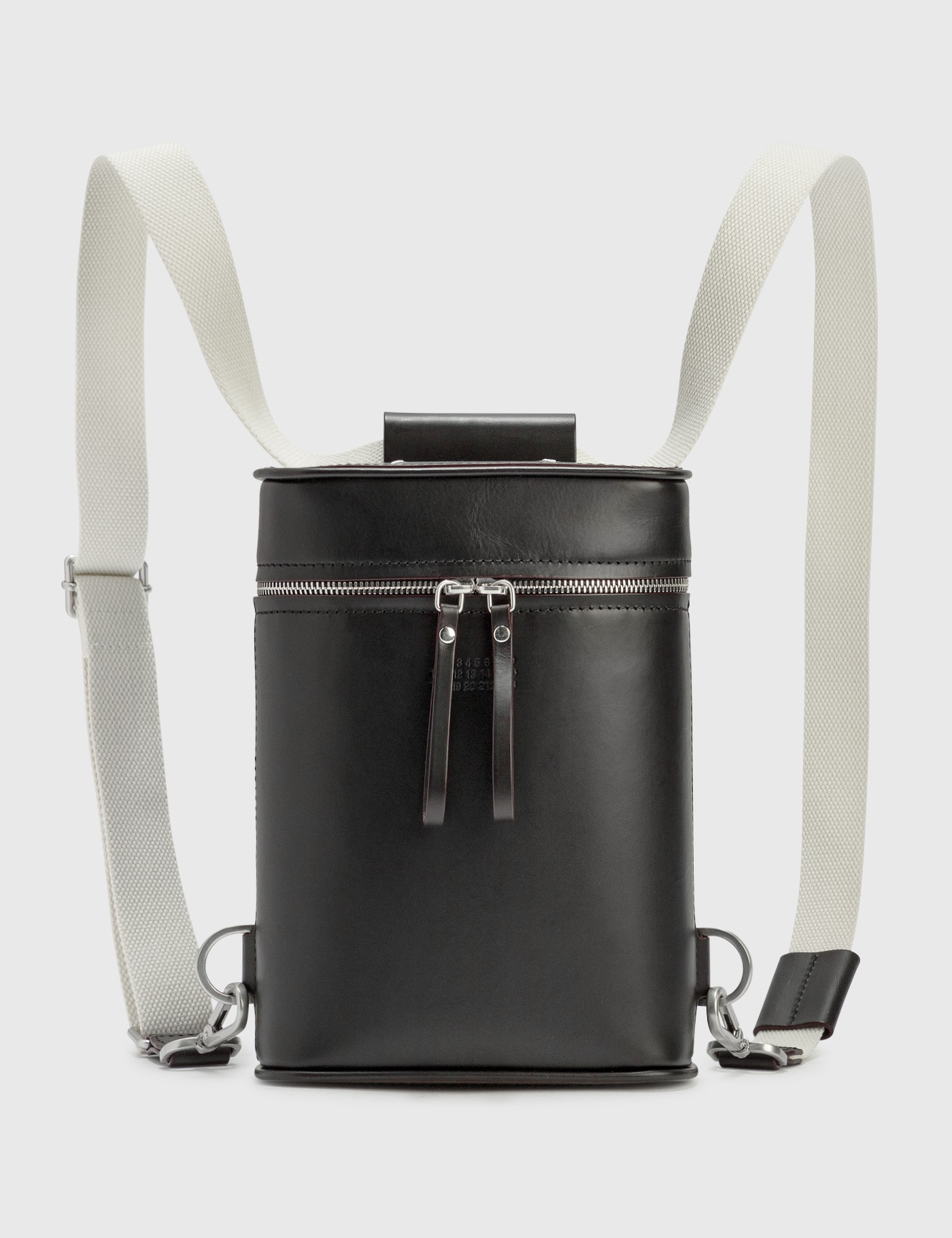 Water Leather Backpack