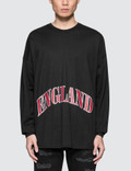 Represent England L/S T-Shirt Picture