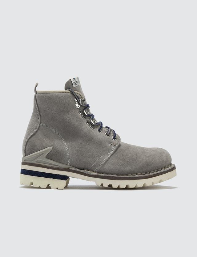 Visvim Virgil Boots-folk Suede