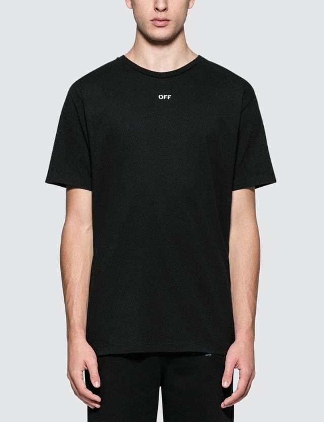 Off-White Diag Skulls S/S Slim T-Shirt