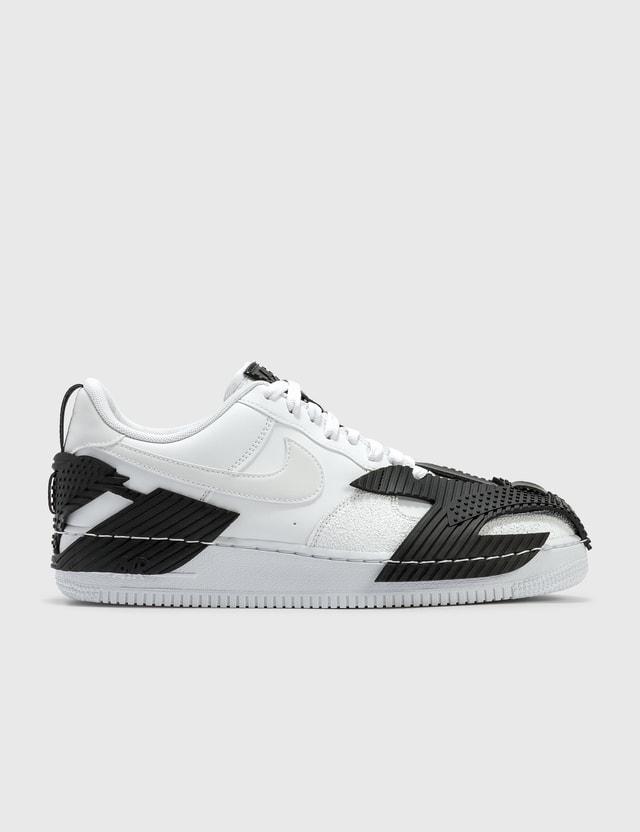 Nike NDSTRKT Air Force 1 White/white-black Men