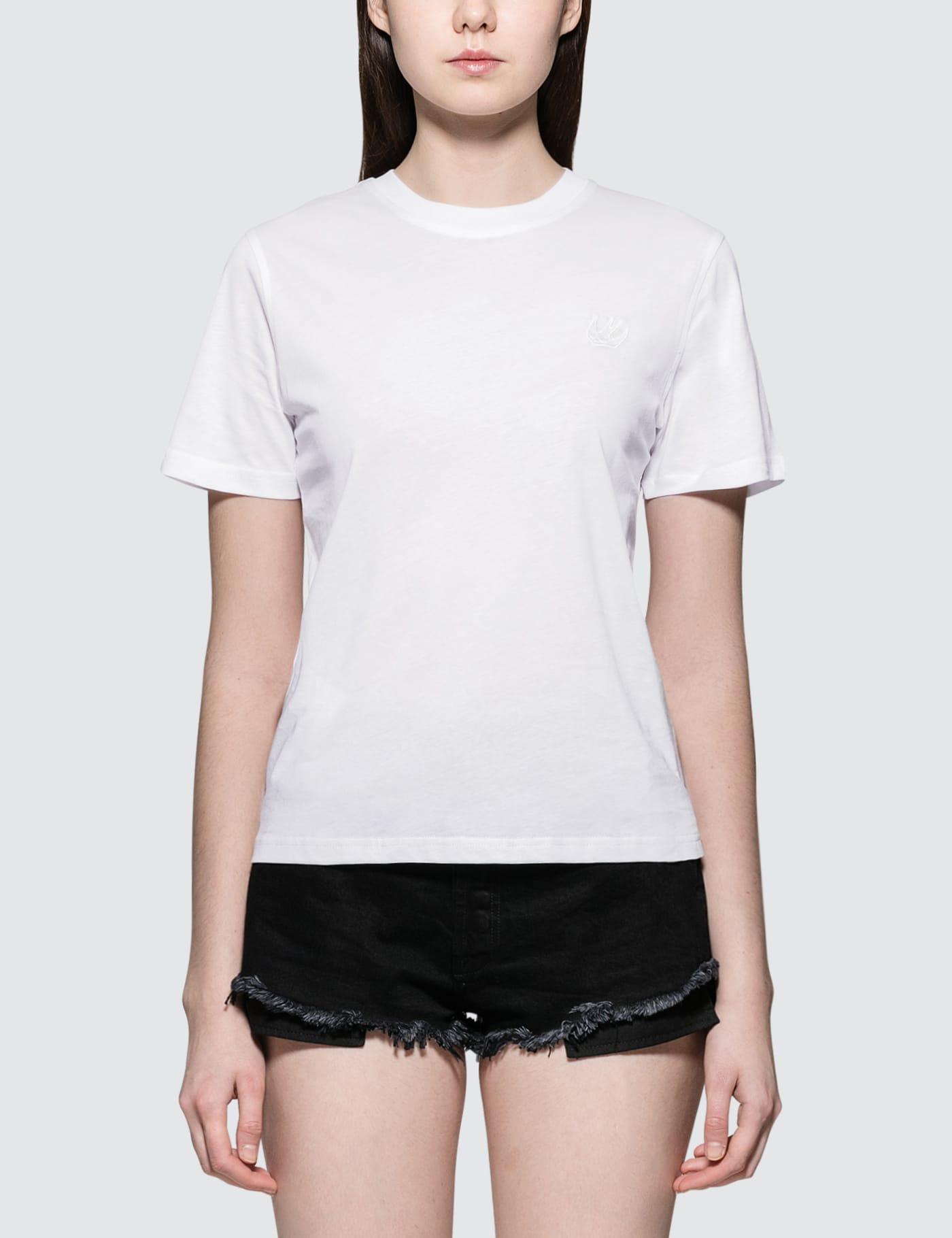 MCQ   McQ Alexander McQueen Band Short Sleeve T-shirt   Goxip