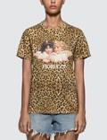 Fiorucci Vintage Angels Leopard T-shirt Picutre