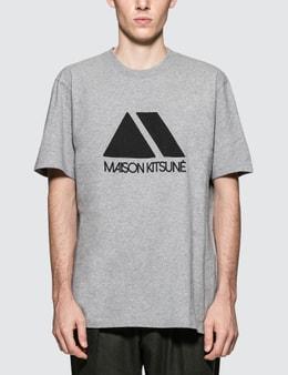 Maison Kitsune Triangle S/S T-Shirt