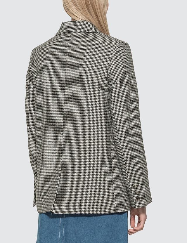 A.P.C. Plum jacket