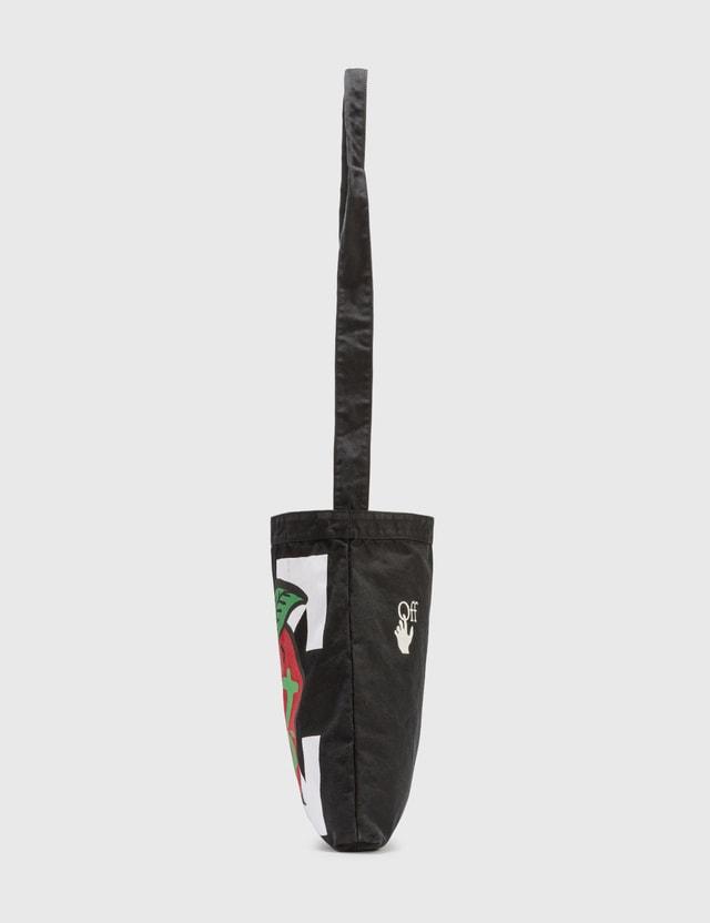 Off-White Apple Shoulder Bag Black Men