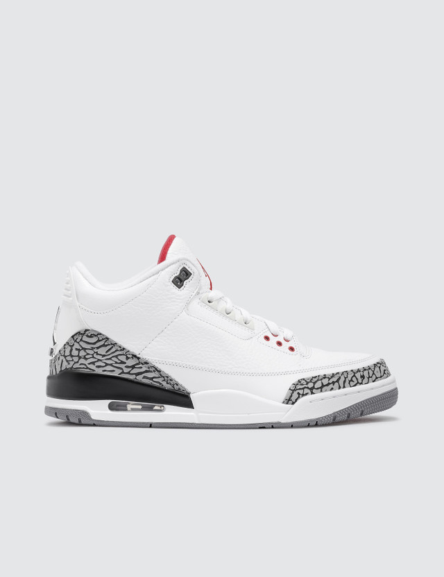 Jordan Brand Air Jordan 3 Retro 2011 White Cement