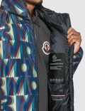Moncler Grenoble Cillian 재킷 Blue Men