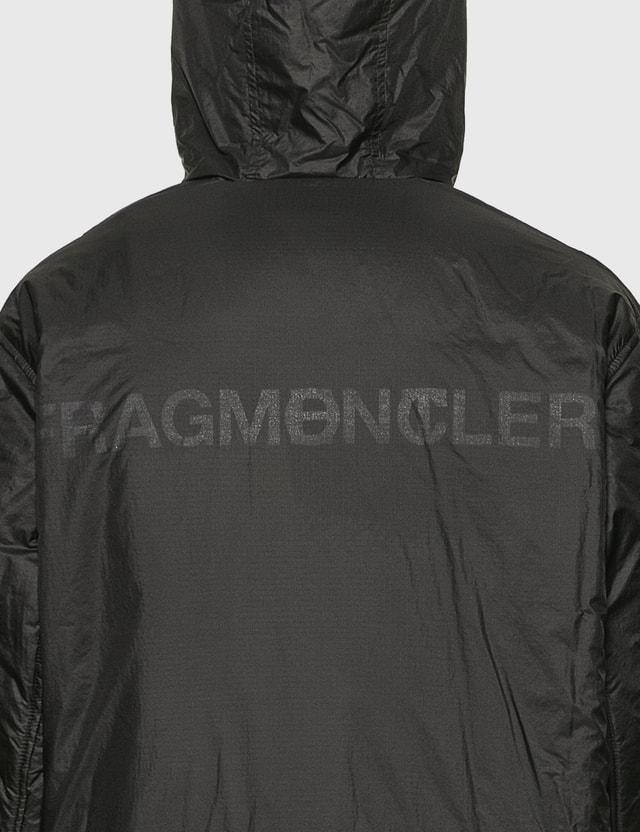 Moncler Genius Moncler Genius x Fragment Design Bastonx Long Jacket Black Men