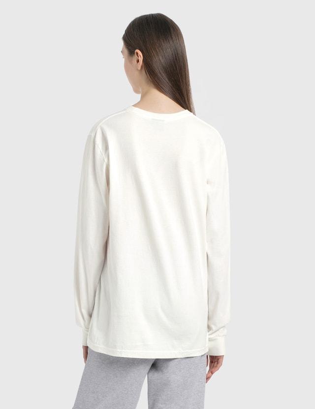 Stussy Basic Stussy Long Sleeve T-Shirt Natural Women