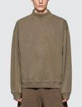 Yeezy Season 6 Mockneck Sweatshirt Picture