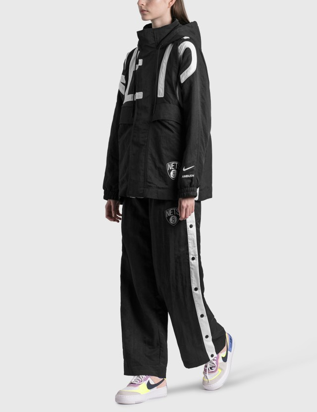 Nike Nike X Ambush Brooklyn Nets Tearaway Pants Black Women
