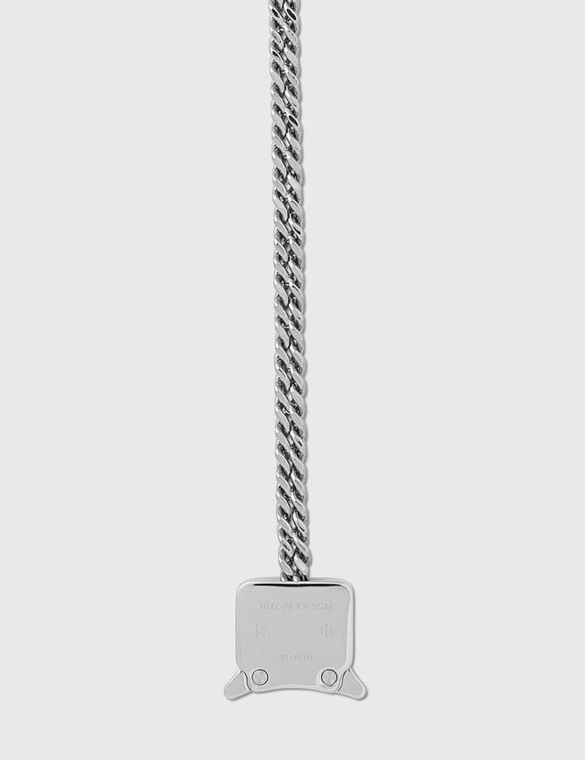 1017 ALYX 9SM Mini Cubix Chain Necklace