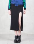 Opening Ceremony Talene Slit Maxi Skirt Picture