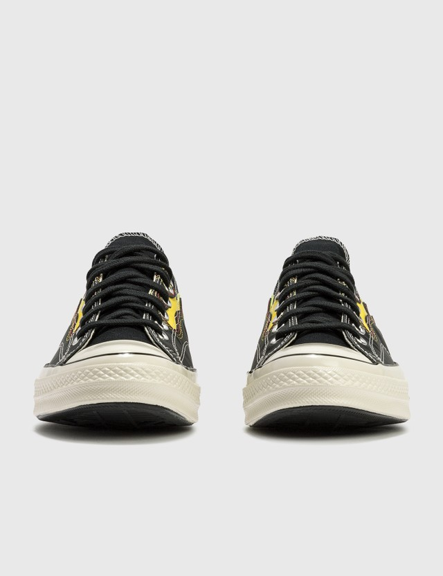 Converse Chuck 70 Black/speed Yellow/egret Men