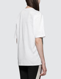 Alexander McQueen Printed Short Sleeve T-shirt