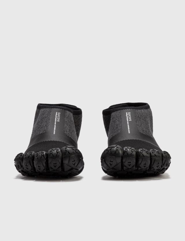 Suicoke SUICOKE x Vibram FiverFingers Low Sneaker Black Men