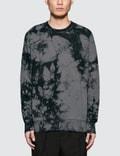 Helmut Lang Tie Dye Logo Sweatshirt Picture