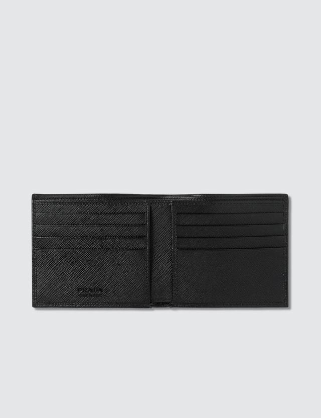 Prada Classic Billfold Wallet