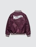 Madness Kids Baseball Jacket
