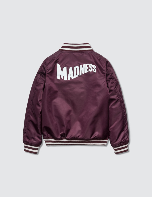 Madness Kids Baseball Jacket