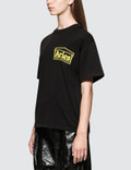 Aries Foursquares Graphic Short Sleeve T-shirt