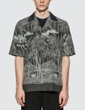 Sacai Sun Surf Edition Diamond Head Shirt Picture