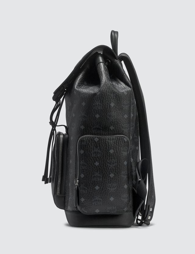 MCM Brandenburg Backpack in Visetos
