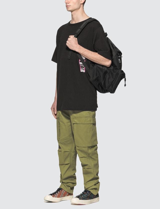 uniform experiment Baggage Tag Wide T-shirt