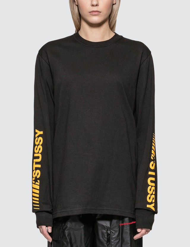 Stussy Champion Long Sleeve T-shirt